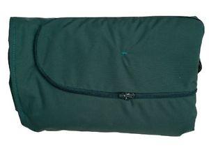globo royal green weatherproof cushion cover